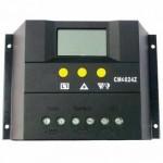 Ρυθμιστής Φόρτισης Μπαταριών για Φωτοβολταϊκά Συστήματα 60A PWM 12V/24V Heavy Duty με οθόνη LCD