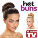 Μπομπάρι - Κοκκαλάκι Μαλλιών για Τέλειους Κότσους - Hot Buns