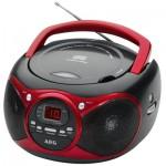Φορητό ραδιόφωνο με CD player AEG SR 4351 BLACK