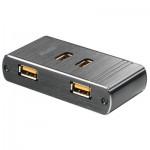 Έξυπνος φορτιστής USB με 4 θύρες ταχείας φόρτισης 3,5A AKASA AK-SC01
