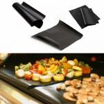 Αντικολλητικές Επιφάνειες Ψησίματος για Σχάρα BBQ Grill Mat - Σετ 2 τμχ.