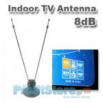 Πτυσσόμενη Εσωτερική Κεραία Τηλεόρασης VHF - UHF - DTV