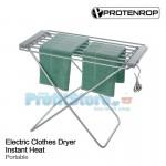 Ηλεκτρική Θερμαινόμενη Απλώστρα Ρούχων - Στεγνωτήριο 120W - Protenrop PT-9585