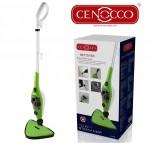 Σκούπα Ατμοκαθαριστής Cenocco Steam MOP x10 για Καθαριότητα χωρίς Απορρυπαντικά