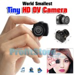 Μίνι Βιντεοκάμερα Camcorder - Tiny DV Action & Spy Camera