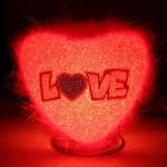 Εντυπωσιακό Φωτιστικό σε σχήμα Καρδιάς
