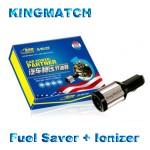 Εξοικονομητής Καυσίμου και Iονιστής Αυτοκίνητου - KingMatch Fuel Saver + Ionizer