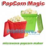 Μαγικό Κουτί για Ποπ Κόρν σε 2 μόλις λεπτά - PopCorn Magic
