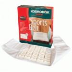 Ζώνη Υποστήριξης και Μασάζ Μέσης - KosmoDisk  Sports Belt