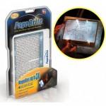 Φωτιστικό Μεγεθυντικός Φακός για Εύκολο Διάβασμα - Page Bright