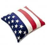 Διακοσμητικό Μαξιλάρι με Σημαία Αμερικής