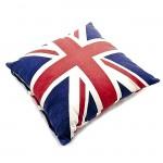 Διακοσμητικό Μαξιλάρι με Αγγλική Σημαία