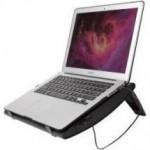 Βάση Ψύξης Laptop με Φωτιζόμενο Αθόρυβο Ανεμιστήρα 20cm SANLING SL-2011