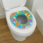 Μαλακό Παιδικό Κάθισμα Τουαλέτας - Soft Baby Potty Seat