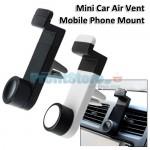 Μίνι Βάση Στήριξης Κινητού για το Αυτοκίνητο - Mini Car Air Vent Mount