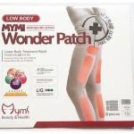 Αυτοκόλλητα Επιθέματα Αδυνατίσματος Wonder Patch για να Κάψετε Λίπος - LOW BODY
