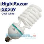 Ισχυρότατος Λαμπτήρας Οικονομίας E27 Spiral  525W (105W) COOL WHITE