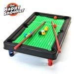 Επιτραπέζιο Παιχνίδι Μπιλιάρδο - Happy Snooker & Pool Table 40