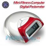 Ψηφιακός Βηματομετρητής - Υπολογιστής Απόστασης και Θερμίδων - Mini Fitness Computer