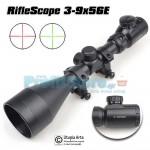 Διόπτρα Μονόκυαλο Σκοπευτικό - Hunting Rifle Scope 3-9Χ56E Illuminated Zoom x9