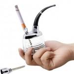 Πίπα Νερού για υγιεινότερο κάπνισμα, κατάλληλη για τσιγάρο ή καπνό