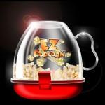 Εντυπωσιακό Δοχείο Παρασκευής Ποπ Κόρν - ΕΖ PopCorn Maker