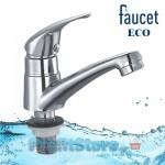 Μπαταρία Νιπτήρα Απλή - Faucet Eco