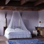 Μεγάλη Κουνουπιέρα Κρεβατιού 230 εκ.
