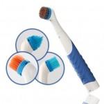 Ηλεκτρική Βούρτσα Καθαρισμού με 4 Περιστρεφόμενες Κεφαλές - Sonic Cleaner
