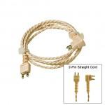 Ανταλλακτικό Μονό Καλώδιο για τα Ακουστικά Βαρηκοΐας X136 και F28