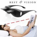 Πρισματικά Γυαλιά για Διάβασμα στο Κρεβάτι Rest & Vision