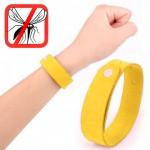Αντικουνουπικό Εντομο-Απωθητικό Βραχιόλι Σιλικόνης DUESSE Citro Bracelet