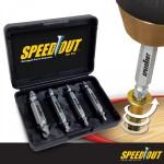 Σετ Εξολκέων Χαλασμένων Βιδών Speed out - Η Λύση για κάθε Χαλασμένη Βίδα