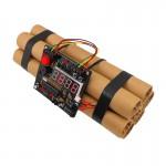 Ρολόι Ξυπνητήρι Βόμβα - Defuse a Bomb Digital Alarm Clock