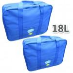 Ισοθερμική Tσάντα - Φορητό Ψυγείο 18 Λίτρων