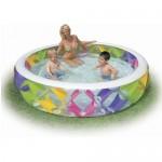 Φουσκωτή παιδική πισίνα Pinwheel 56494 INTEX
