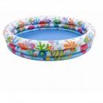 Φουσκωτή παιδική πισίνα Fishbowl INTEX 59431