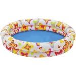 Φουσκωτή Παιδική Πισίνα INTEX Πολύχρωμα Αστέρια 59421