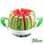 Μεγάλος Κόφτης Πεπονιού - Καρπουζιού και Φρούτων Melon Slicer 25