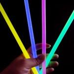 Φωσφορίζουσα Ράβδος Μεγάλη - Light stick Διάρκειας 8 Ωρών - Σετ 10 Τεμαχίων