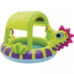 Φουσκωτή Πισίνα INTEX  Sea Horse Baby Pool 57110