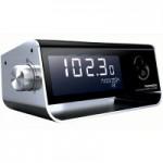 Ρολόι - ξυπνητήρι με ραδιόφωνο και προβολή θερμοκρασίας THOMSON CT350