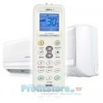 Τηλεκοντρόλ για όλα τα Κλιματιστικά - Universal AC Remote με Φωτισμό LED