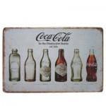 Διακοσμητική Μεταλλική Πινακίδα (20Χ30cm) Μπουκάλια