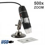 Ψηφιακό Ηλεκτρονικό Μικροσκόπιο Μεγέθυνσης 500x Zoom USB Microscope