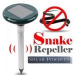 Ηλιακό Απωθητικό Φιδιών - Solar Snake Repeller