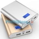 Υψηλής Απόδοσης & Ισχύος Power Bank 2,1A - Μπαταρία Φορτιστής 10.400mAh με Οθόνη LCD