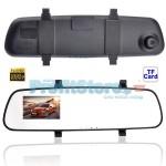 Καθρέπτης Αυτοκινήτου HD DVR Κάμερα Καταγραφικό με LCD TFT οθόνη 2,4in