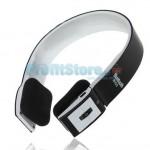 Στερεοφωνικά Ακουστικά LogiLink Bluetooth Headset Wireless V3.0+ EDR