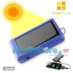 Ηλιακός Φορτιστής Power Bank 2.000mAh - Solar Power Charger DaLing MD978